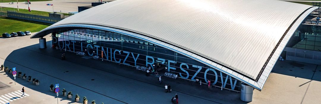 Port Lotniczy Jasionka Rzeszów