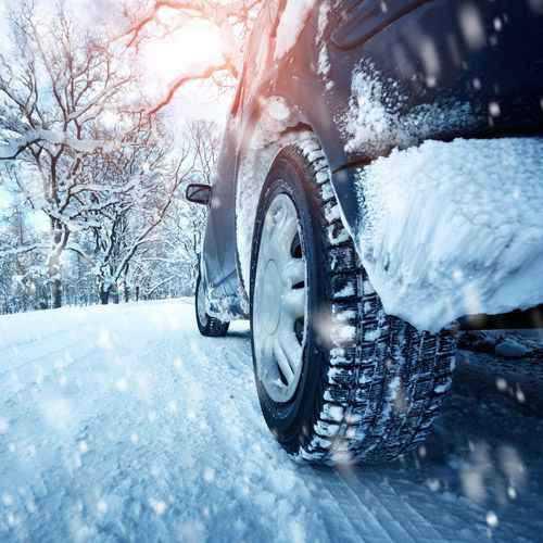 Zimowe akcesoria